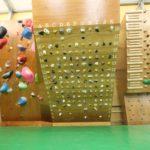 ムーンボード・トレーニング壁