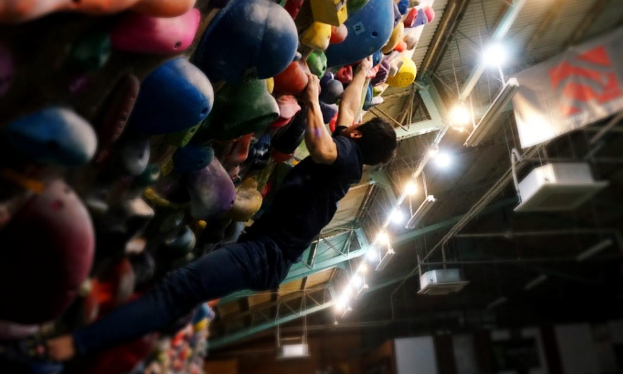 Climbing Gym ZE-RO